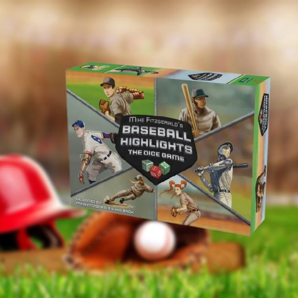 Baseball Highlights The Dice Game
