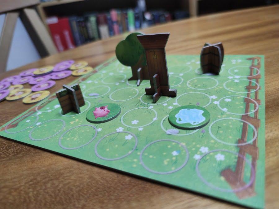 Hatflings! juego de mesa