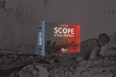 Scope Stalingrad juego de mesa