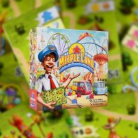 Meeple Land, reseña by David