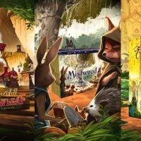 Dos nuevos mundos y una collector´s edition para Everdell