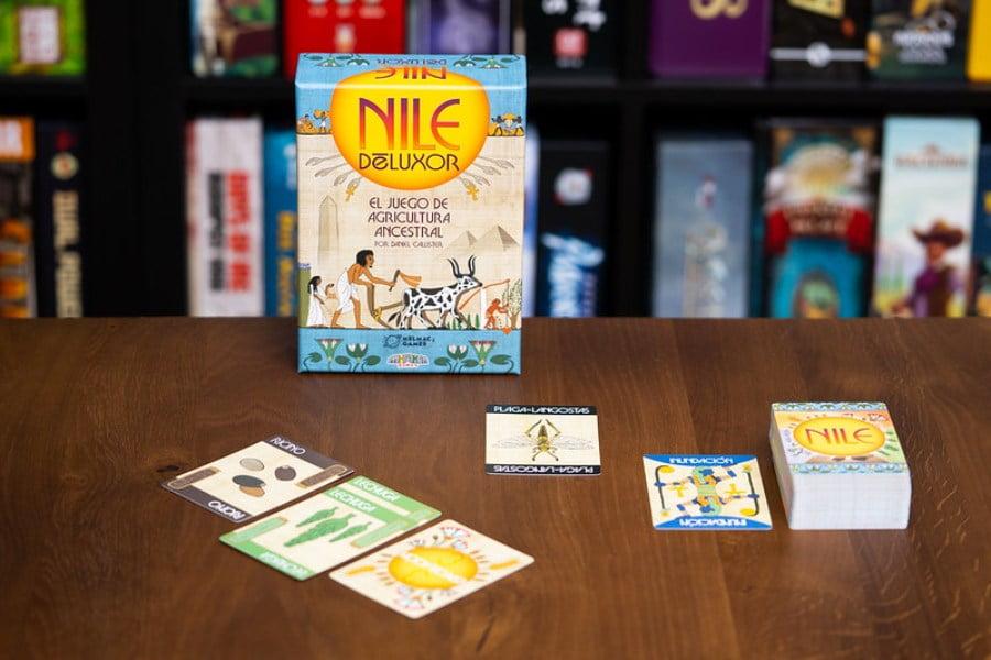 Nile DeLuxor juego de mesa
