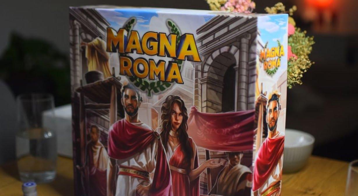 Magna roma juego de mesa