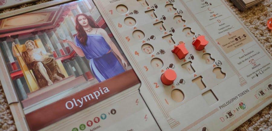 Khora juego de mesa
