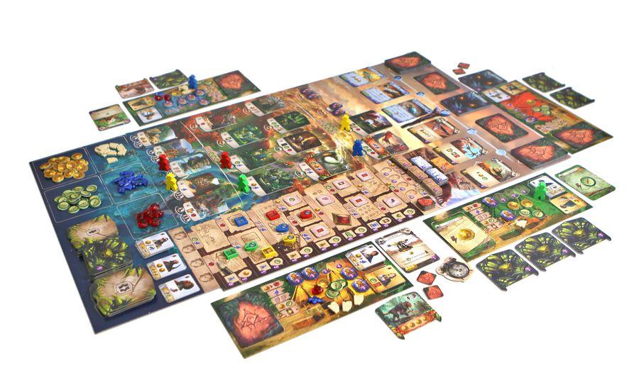 Las Ruinas perdidas de Arnak juego de mesa