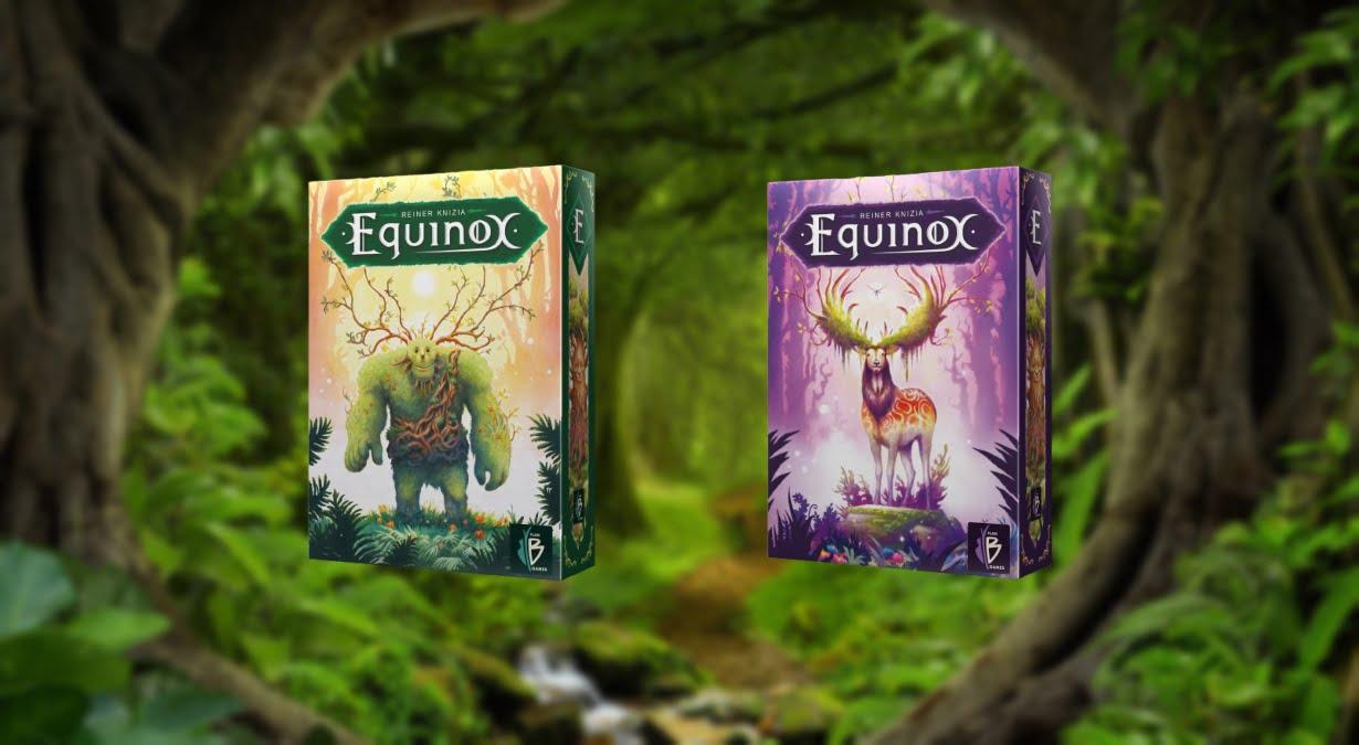 Equinox juego de mesa