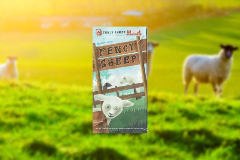 Fency Sheep juego de mesa