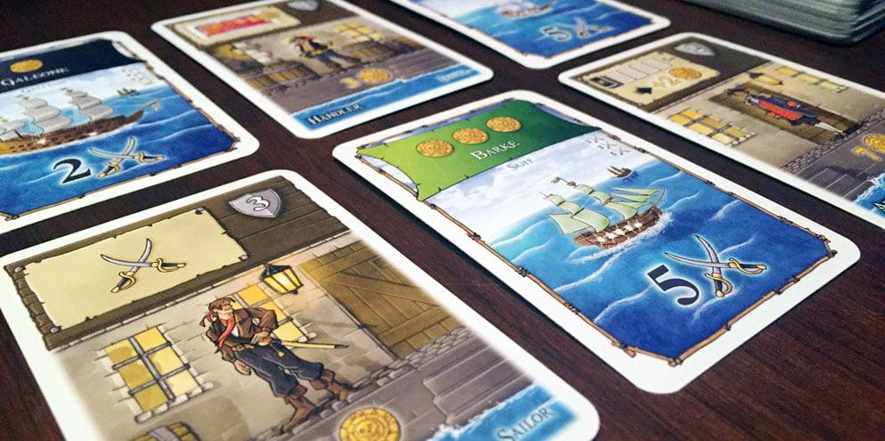 Port Royal big box juego de mesa