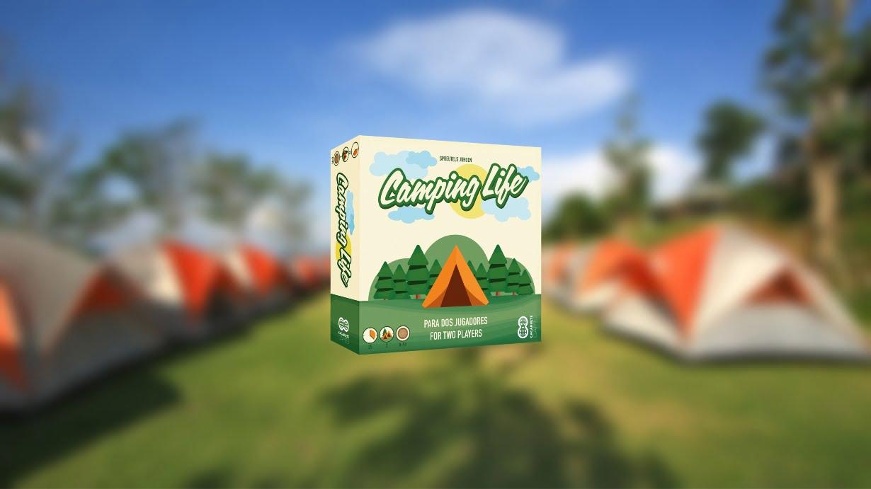 Camping Life juego de mesa