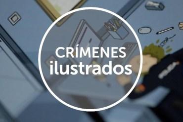 Crímenes Ilustrados juego de mesa