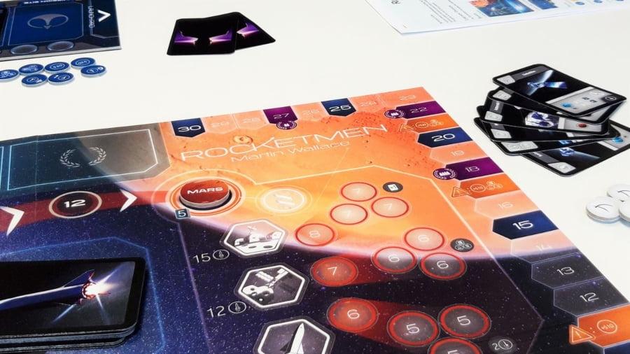 Rocketmen juego de mesa