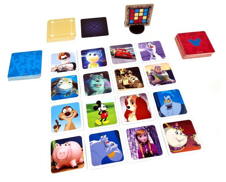 Código Secreto Disney juego de mesa