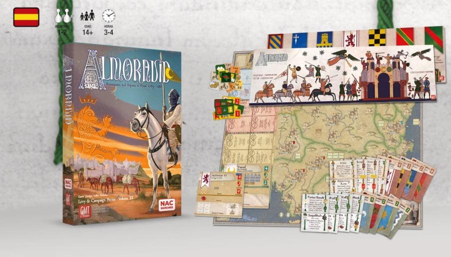 NAC Wargames juego de mesa