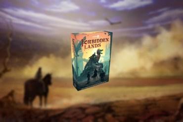 Forbidden Lands juego de Rol