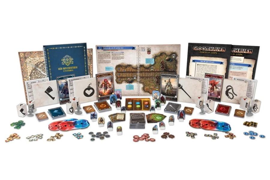 Gloomhaven juego de mesa