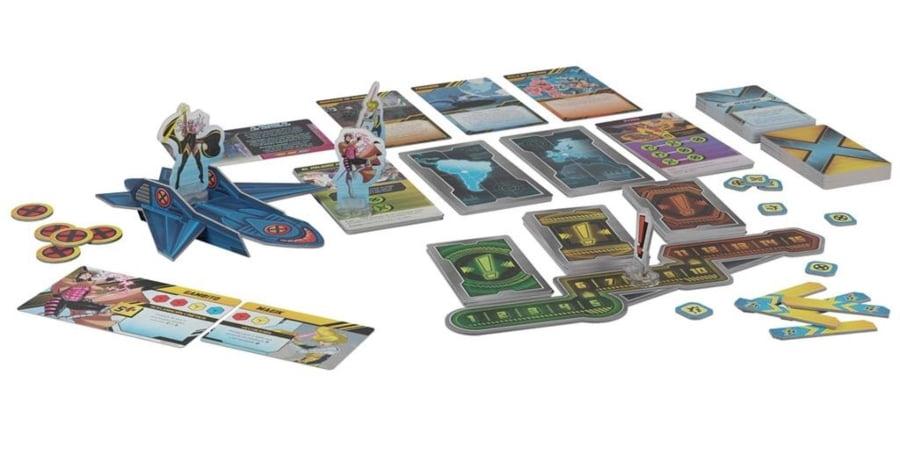 X-Men Insurreción Mutante juego de mesa