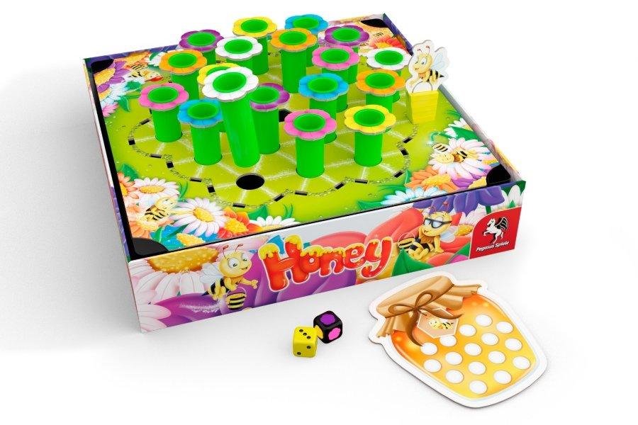 Honey juego de mesa