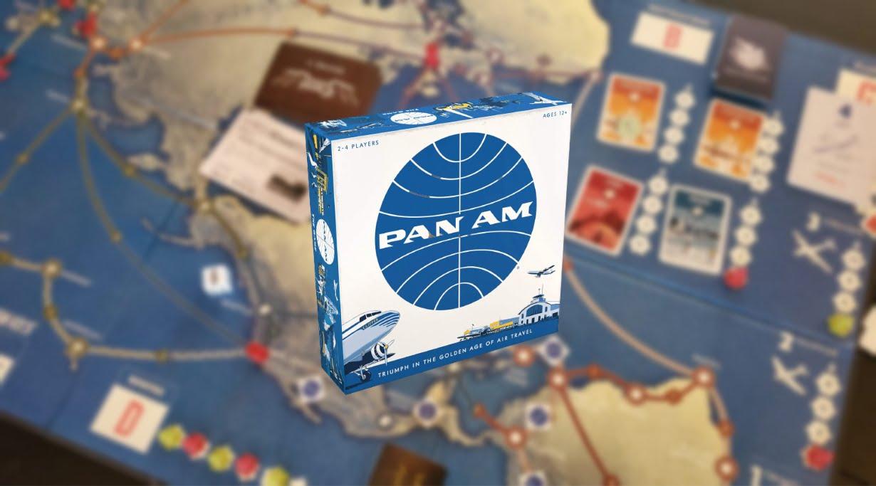 Pan Am juego de mesa