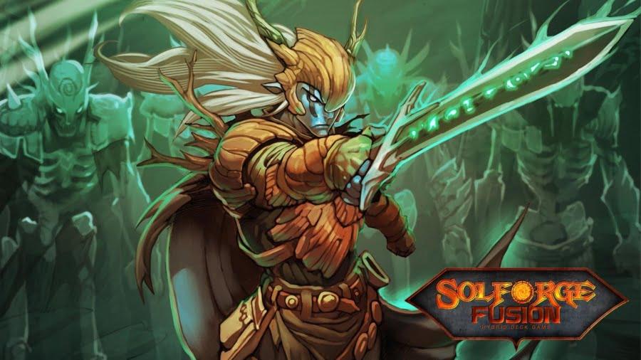 Soulforge Fusion juego de mesa