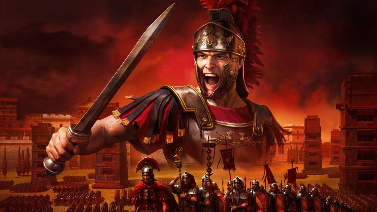 Total War Rome juego de mesa
