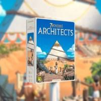 7 Wonders Architects, el Mundo Antiguo de Antoine Bauza regresa en una versión Lite