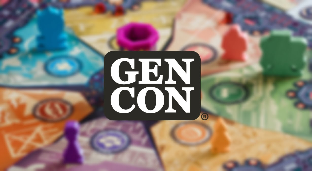 Los juegos más esperados de la Feria de GenCon 2021