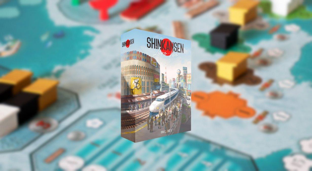 Shinkansen juego de mesa