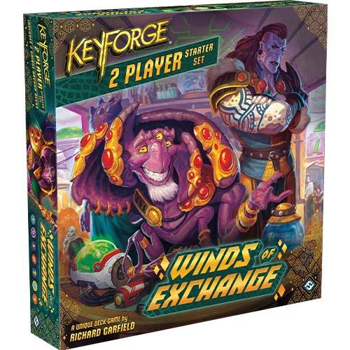Keyforge juego de mesa