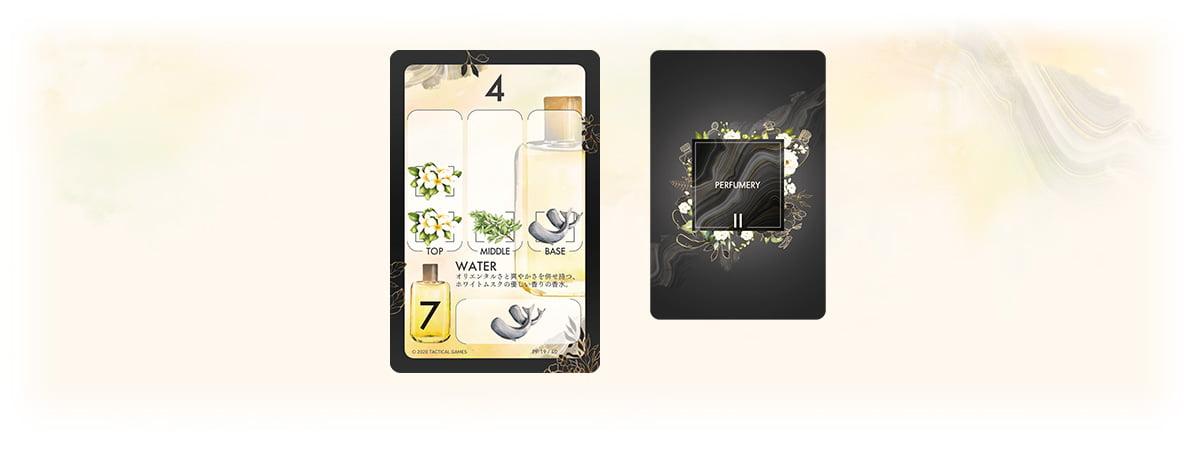 Perfumery juego de mesa