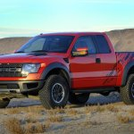 F 150 Raptor Svt Ford Saca Las Garras Blogaraje