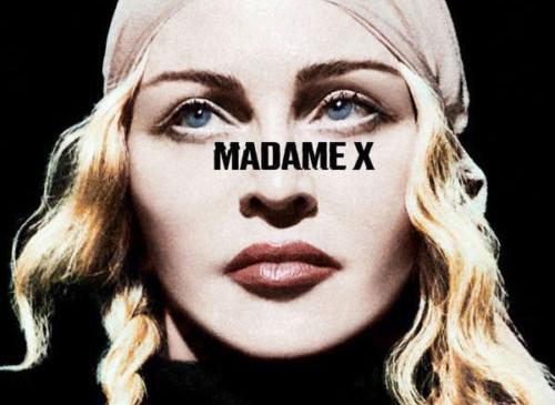 Esta es la portada de Madame X, el nuevo álbum de Madonna, en el que la diva del pop incluyó dos canciones con Maluma. FOTO: @madonna