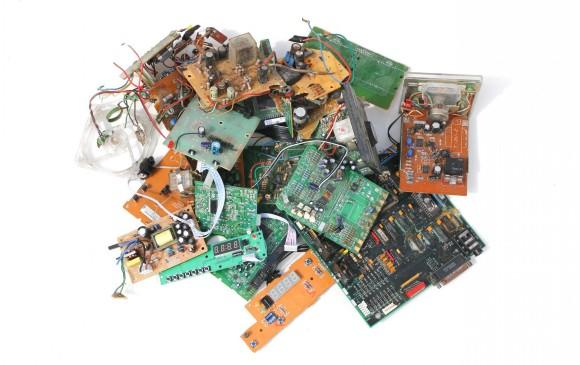 El daño ambiental que deja la basura electrónica