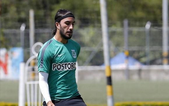 Sebastián Pérez levantó su nivel y el precio de su pase. FOTO JUAN ANTONIO SÁNCHEZ