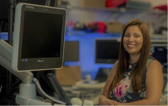 Carolina AmadorIngeniera biomédica de la Universidad EIA