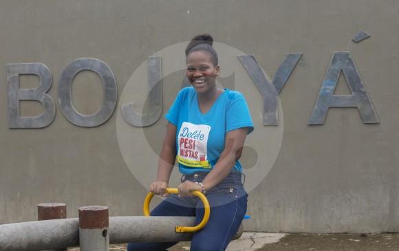 En Bojayá también crece la esperanza
