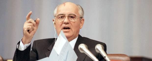 Resultado de imagen de reformas de gorbachov