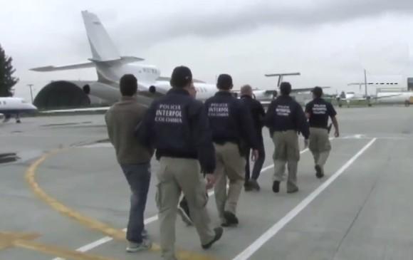 Un total de 22 personas buscadas por diferentes países por el delito de tráfico de drogas, fueron detenidas en Colombia. FOTO CORTESÍA