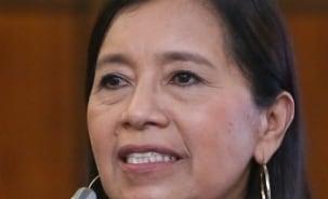 """""""El diálogo es preferible al enfrentamiento"""": Guadalupe Llori – Presidenta de la Asamblea"""