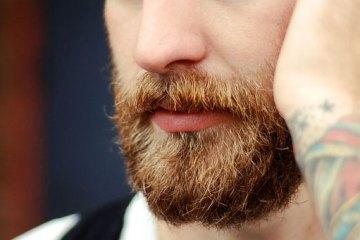 como recortar la barba