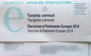 como votar en España