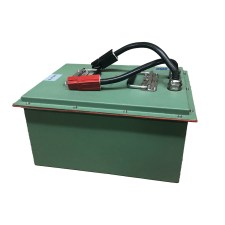 electric boat motor - lithium battery