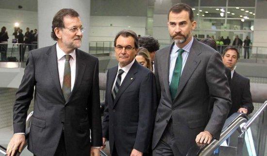 La propuesta que hará Rajoy a Artur Mas: corresponsabilidad fiscal para todas las autonomías