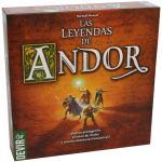 Imagen del juego de mesa Leyendas de Andor