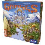 Imagen del juego de mesa Ganges