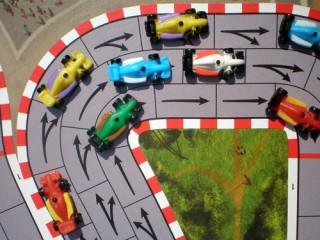Una curva con tráfico que la M30 en hora punta