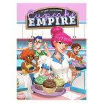 Imagen de la caja del juego de mesa, Cupcake Empire