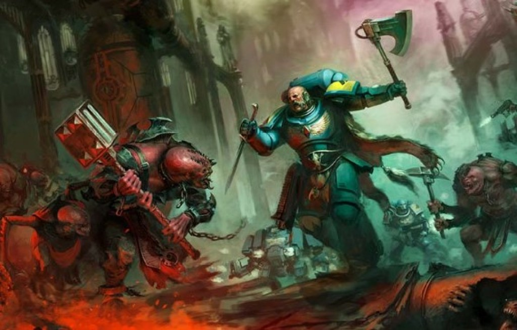 Warhammer 40.000, Tooth and Claw