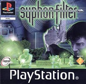Portada del videojuego Syphon Filter
