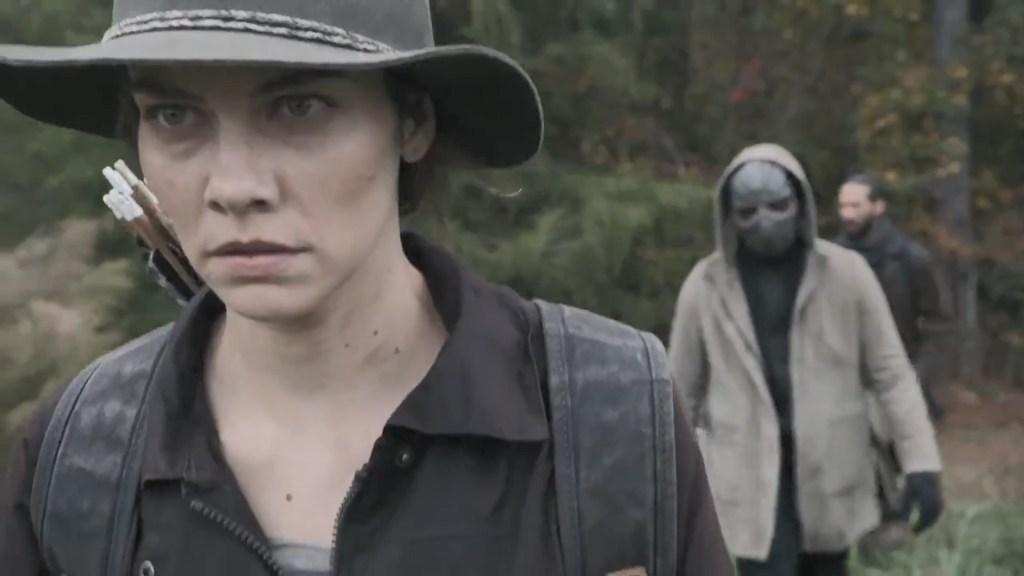 Maggie vuelve a la serie