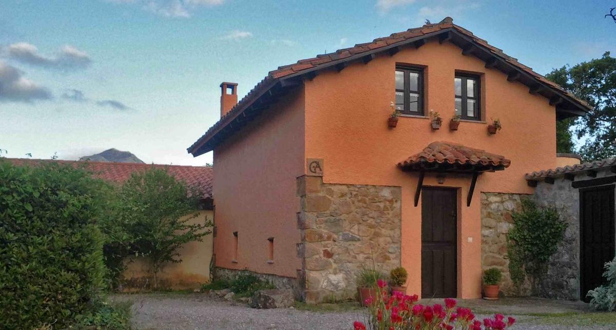 El Correntíu - Casa rural en Ribadesella